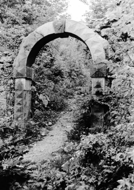 Renesančni grajski portal